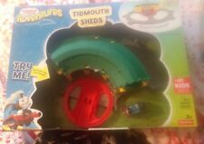 Fisher Price Thomas Tank & Friends Take and Play Tidmouth Sheds Playset. bnib