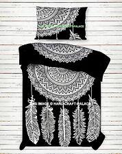 Indian Dream Catcher Mandala Doona Duvet Cover Quilt Twin Bedding Blanket Cover