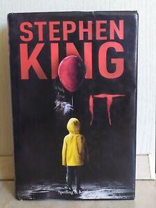 It Stephen King Prima Edizione Film Sperling Kupfer 2017 Copertina Rigida Horror