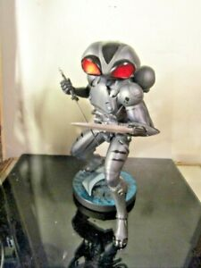 DC Aquaman Movie Black Manta 12.4-Inch Collectible Statue~