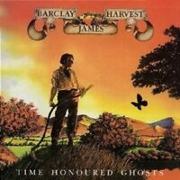 "BARCLAY JAMES HARVEST ""TIME HONOURED GHOSTS"" CD NEU"