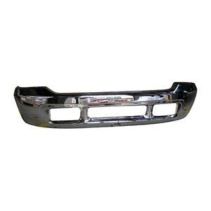 *NEW* FRONT BUMPER BAR (CHROME) SUIT FORD F-series F-250 PICK UP 2001 - 2006