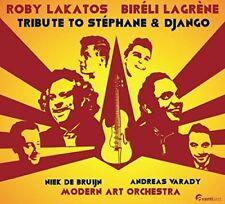 Roby Lakatos - Bireli Lagrene-tribute to Stephane & Django CD