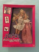 "Barbie  "" BRILLANTES SECRETOS"" ( Jewel Secrets) NRFB 1986 AURIMAT"