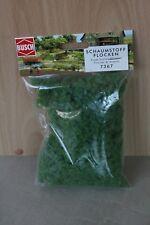 flocage mousse verte moyen - Busch 7367 - HO - pour décor modelisme wargame