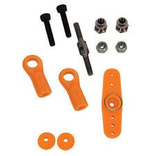 OFNA Orange Steering Servo Linkage Kit w/30mm Turnbuckle (Fut/Air/Savox) 10727