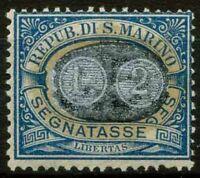 San Marino 1931 Sass. SS44 Nuovo * 100%