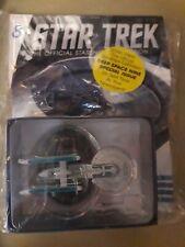 Star Trek Eaglemoss Issue 8 USS Excelsior  model with Magazine