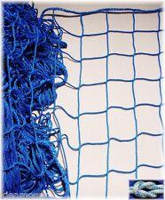 Schutznetz, Dekonetz, Ballfangnetz 2 Meter BREITES Kinderschutznetz, 3mm - 100mm