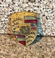 Porsche 924 944 (1975-1991) Metal Badge Crest 90155921020 Stock02