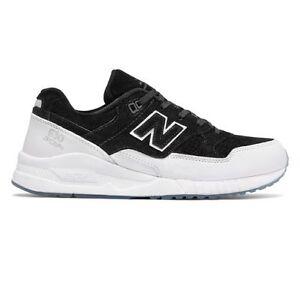 $109 NIB Men's New Balance 530 90's Suede Leather Retro M530CBA Shoes 311 999 Bk