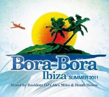 BORA BORA = Ibiza 2011 = Santos/Miles/GARCIA/Sabb/dualton... = House Deep House!!!