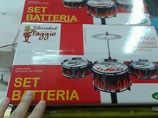 Batteria musica kit gioco di qualità giocattolo toy a35