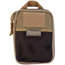 "Maxpedition E.D.C. Pocket Organizer Pouch Bag Khaki  5"" x 7"" 0246K"
