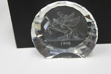 Swarovski 1998 Pegasus Paperweight ( Retired ) - Mint In Original Box