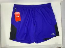 The North Face Ambition Dual Shorts Aztec Blue Men's Size XL NF0A3CEE5NX