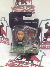 SOCCER STARZ  FRANCE GAEL CLICHY GREEN BASE SEALED IN BLISTER PACK