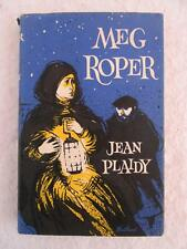 Jean Plaidy MEG ROPER Daughter of Sir Thomas More Roy Publishers c. 1961