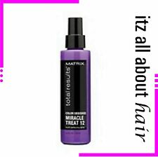 Matrix Total Results Colour Obsessed Miracle Treat 12 125ml Authorised