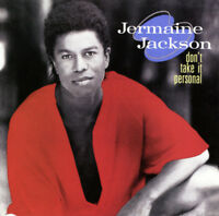 Jermaine Jackson CD Don't Take It Personal (Expanded Edition) - UK (M/M)