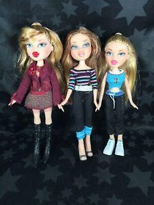 Bratz Dolls - Triplets - Valentina, Oriana And Siernna