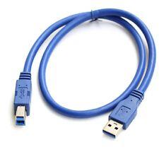 SUPER SPEED USB3.0 un maschio AM a USB 3.0 TIPO B MASCHIO PROLUNGA STAMPANTE Filo Cavo