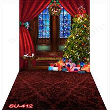 Christmas10'x20'Computer/Digital Vinyl Scenic Photo Backdrop Background SU412B88