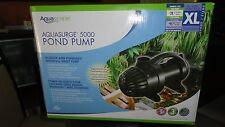 Brand New Aquascape AquaSurge 5000 Waterfall Koi Pond Pump 91020