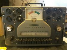 Vintage Heathkit Tube Checker Model It-21