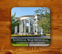 National War Memorial (of Wales) - Coaster