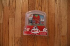 Compact OLIVIA the PIG Playsets Carnival. Condition - New