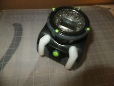 Ben 10 Rare Deluxe FX Omnitrix Watch With Lights And Sounds Bandai 2007 Tested