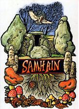 Samhain Festival Biglietti D'auguri 31st OTT Halloween Pagan Gothic hedingham Fair