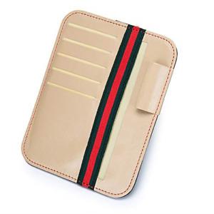Car Visor Card Holder Car Sun Visor Organizer Car Insurance and Registration