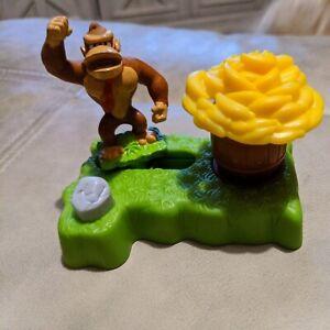 Nintendo Superstars - Time Racer DONKEY KONG Toy Game 2002 Burger King