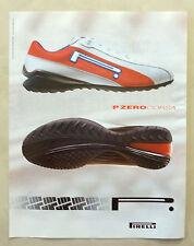 B619-Advertising Pubblicità-2004 - PIRELLI P ZERO CORSA