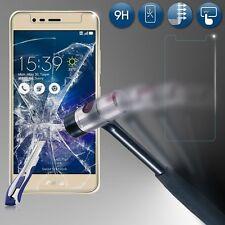 VETRO TEMPERATO PELLICOLA SCHERMO TEMPERED GLASS Asus Zenfone 3 Max ZC520TL