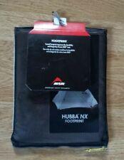 MSRHubba NX Solo Tent Footprint Tarp 1 Person Ultralight Durable UL