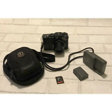 Canon PowerShot G9 12.1 MP Digital Camera with Case/Battery/Charger/Memory Card
