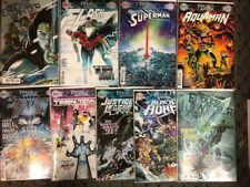 Justice League Endless Winter / Complete 9-Issue Set 1St Print Nm