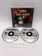 Command & Conquer: Red Alert  - Jeu PS1 Avec 2 Cd