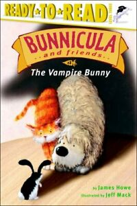 Complete Set Series - Lot of 6 Bunnicula and Friends books by James Howe