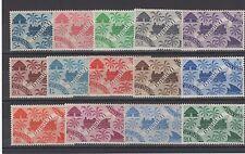 Côte des Somalis - n° 234 à 247 neufs **