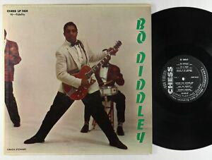 Bo Diddley - S/T LP - Chess Mono DG