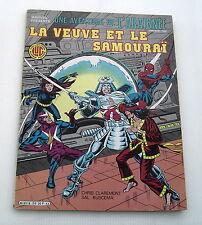 UNE AVENTURE DE L' ARAIGNEE - 20 - VEUVE ET LE SAMOURAI
