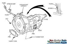 1999-2004 FORD F150 1999 F250 5.4L V8 4R70W TRANSMISSION FLUID FILLER TUBE