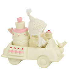 Department 56 Snowbabies Emergency Delivery Service Figurine New Boxed 4058220
