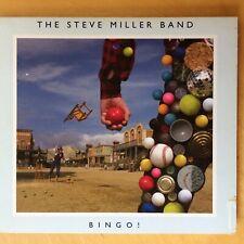 Steve Miller Band – Bingo! (EU Digipak fold out CD) RR 7759-2