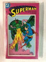 Superman Paperback Digest  DC Tempo Books 1978