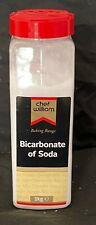 Chef William cuisson gamme BICARBONATE DE SOUDE 1 Kg
